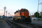 BNSF 2039 relaxes
