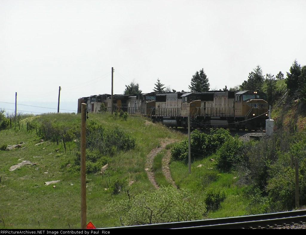UP 4276