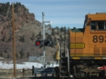 BNSF 8935 At Blue Mountain Crossing