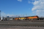 BNSF 5329 Arives Denver