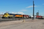 BNSF 2854 Switching Cars