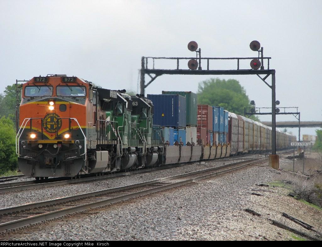 BNSF 972