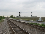 BNSF/UP Connection Track