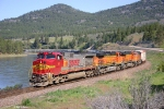 BNSF/MRL H PASGAL9 15A