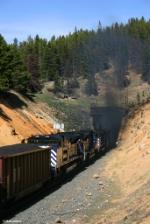 BNSF/MRL C BKMSPB0 63A Mid Train Helpers