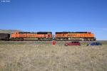 BNSF/MRL C BKMSPB0 63A and Foamers
