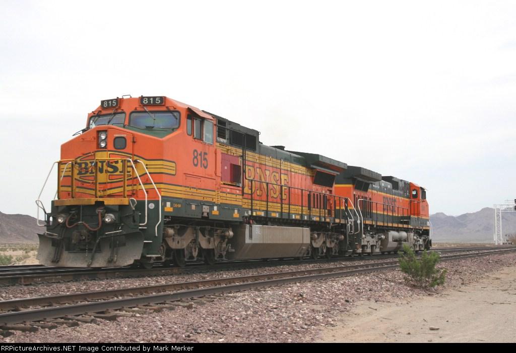 BNSF 815