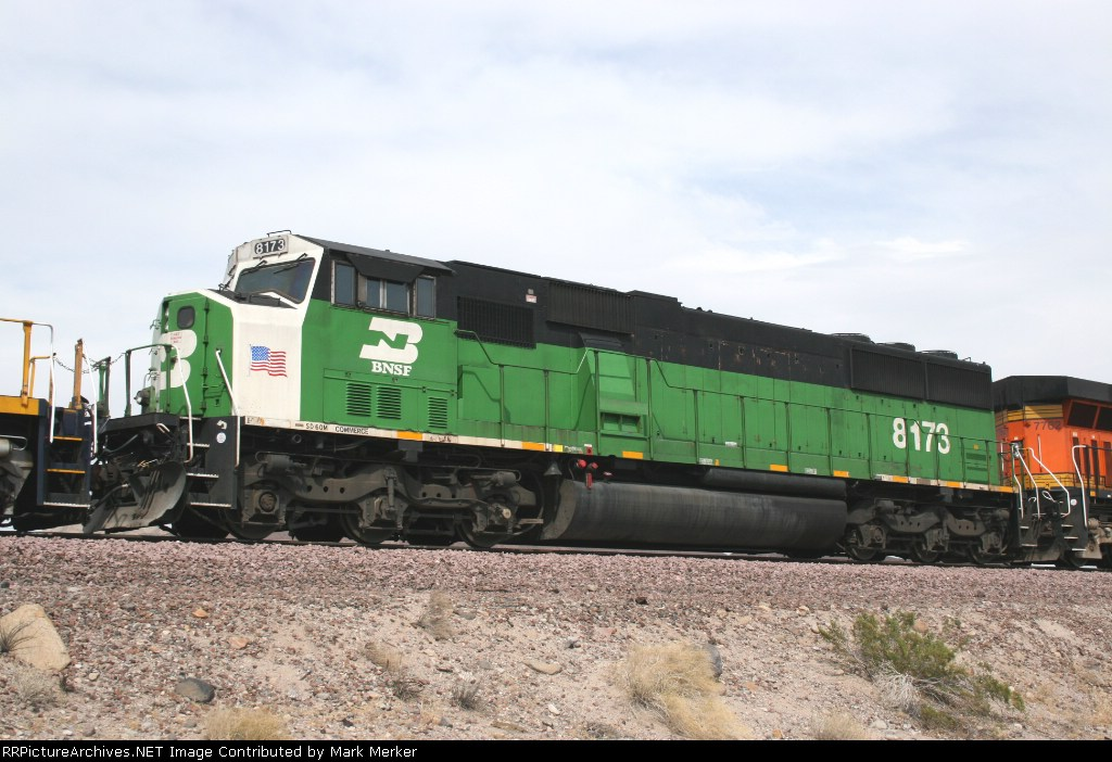BNSF 8173