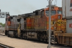 BNSF 4512 & 931