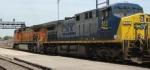CSX 512 & BNSF 4531