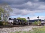 WB Steel Slab train