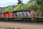 CN SD40-2W 5242