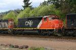 CN SD40-2W 5326