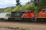 CN SD40-2 5377