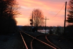 CP 22 Sunset