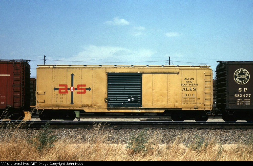 Alton & Southern 902