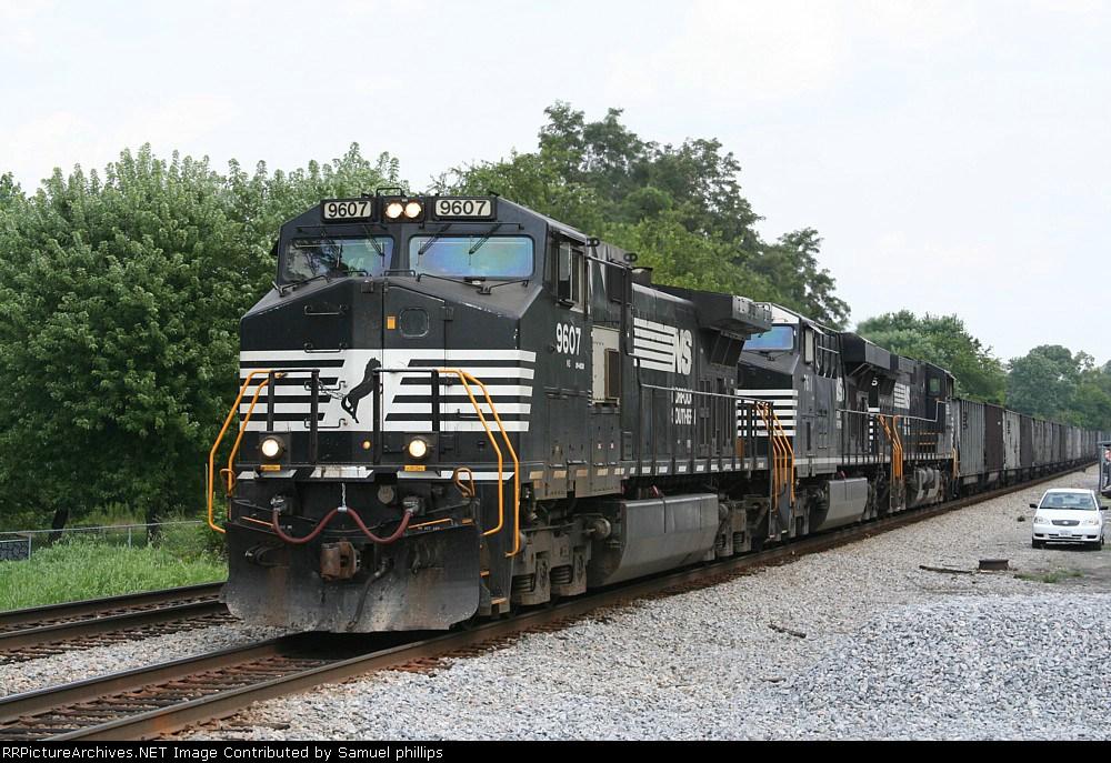 NS 976 pushing 820