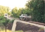 Hi-rail, Caro branch