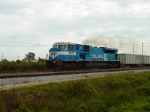 CSX train O832 at Ridgewood, FL