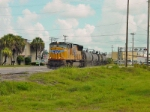 CSX local O807 at Mulberry, FL