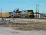 K652 at Yeoman Yard-Tampa