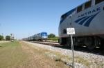Triple A: Amtrak meets Amtrak at Auburndale