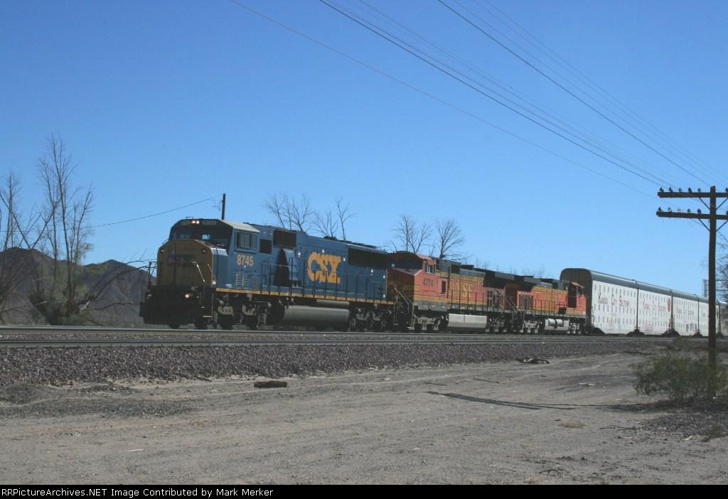 CSX 8745