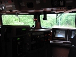 CSX 768 Cab Shot