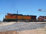 BNSF 4004