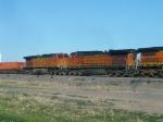 BNSF 4079 & BNSF 4726