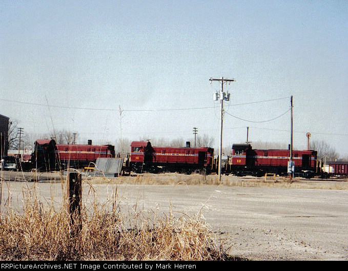 A&M's T6 Locomotives