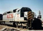 Kansas City Southern #639