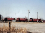 A&M's T6 Locomotives