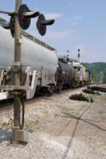 New signals at Dock siding