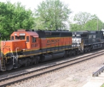 BNSF 6806