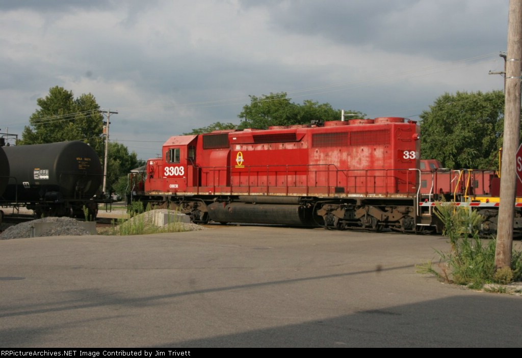 OHCR 3303, a new face on the Ohio Central