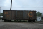 CO 19335, pretty rare Chessie 40' box car