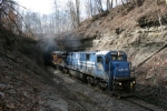 OHCR 7133 goes through Moxy tunnel