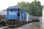 OHCR 4096 on the point of the OC local from Zanesville to Newark