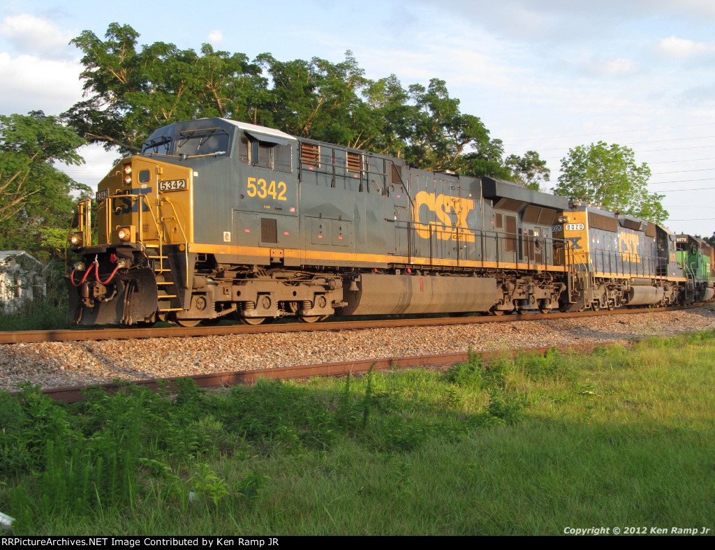 CSX 5342