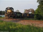 CSX Q604 Power Move