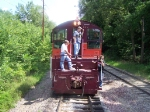 Question: How Many Scenic RR Employees Does it Take to Couple an Engine to a Train?