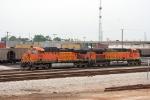 BNSF 5726 BNSF 5688
