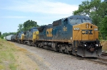 CSX 7870, CSX 7368, & CSX 7872
