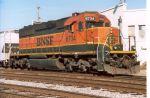 BNSF 6734