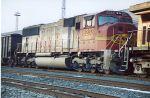 BNSF 8233  (ex-ATSF 233)