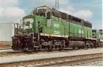 BNSF 1809 (ex-BN/CSX/LN)