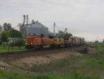 BNSF 8190