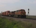 BNSF 5501