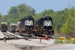 NS 5177 and 3391 are yard power.